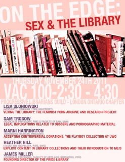 Sex&Library